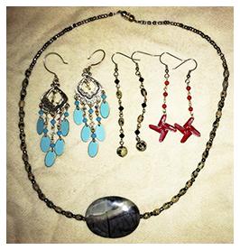 Ann O'Donnell handmade jewelry