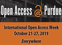Open Access @ Purdue